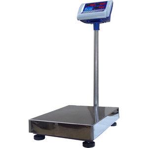 TCS-150B Напольные электронные платформенные весы с датчиком регистрации цены